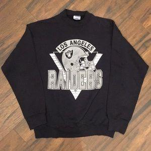 Vintage Los Angeles Raiders Crewneck